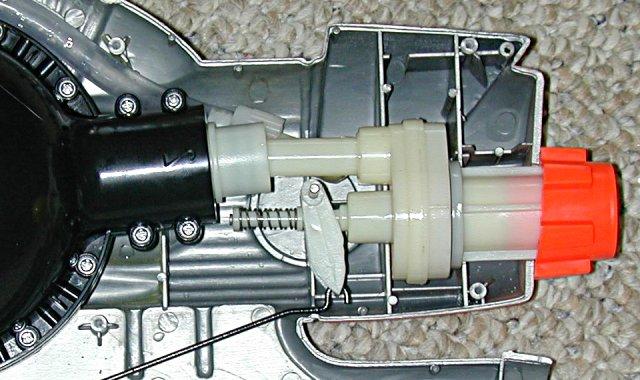 The firing valve.